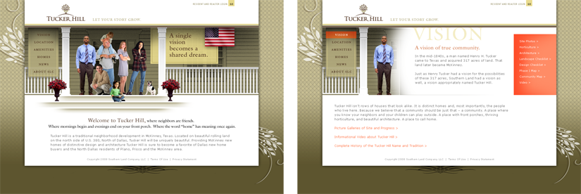 Tucker Hill Web Design